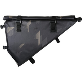 WOHO X-Touring Frame Dry Bag L, diamond cybercam black